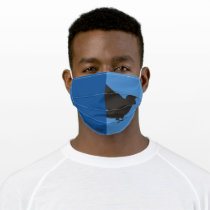Harry Potter | Ravenclaw House Pride Graphic Adult Cloth Face Mask