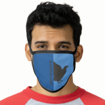 Harry Potter | Ravenclaw House Pride Graphic Face Mask