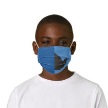 Harry Potter | Ravenclaw House Pride Graphic Kids' Cloth Face Mask