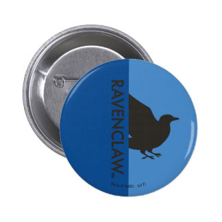 Harry Potter | Ravenclaw House Pride Graphic Pinback Button