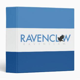 Harry Potter | Ravenclaw House Pride Logo 3 Ring Binder