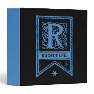 Harry Potter | Ravenclaw Monogram Banner Binder