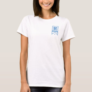Harry Potter | Ravenclaw Monogram Banner T-Shirt