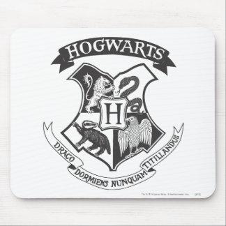 Harry Potter | Retro Hogwarts Crest Mouse Pad
