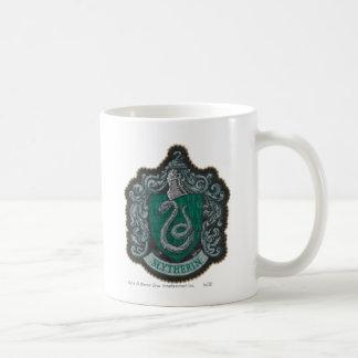 Harry Potter   Retro Mighty Slytherin Crest Coffee Mug