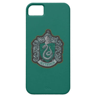 Harry Potter | Retro Mighty Slytherin Crest iPhone SE/5/5s Case