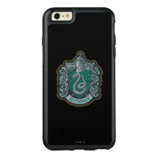 Harry Potter | Retro Mighty Slytherin Crest OtterBox iPhone 6/6s Plus Case