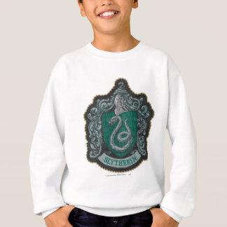 Harry Potter | Retro Mighty Slytherin Crest Sweatshirt