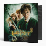 Harry Potter Ron Hermione Dobby Group Shot Binder