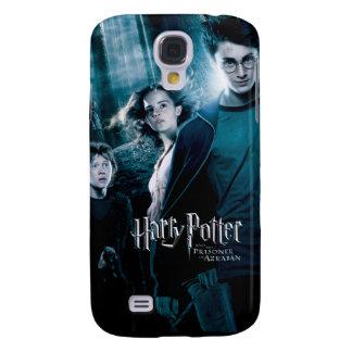 Harry Potter Ron Hermione en bosque Funda Para Galaxy S4