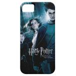 Harry Potter Ron Hermione en bosque Funda Para iPhone SE/5/5s