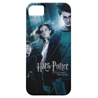 Harry Potter Ron Hermione en bosque iPhone 5 Carcasas