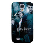 Harry Potter Ron Hermione In Forest Samsung Galaxy S4 Cases