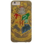 Harry Potter | Rustic Hogwarts Crest Barely There iPhone 6 Plus Case