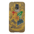 Harry Potter | Rustic Hogwarts Crest Case For Galaxy S5