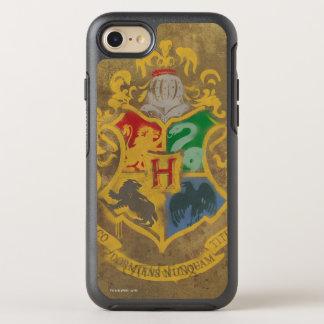 Harry Potter | Rustic Hogwarts Crest OtterBox Symmetry iPhone 7 Case