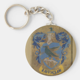 Harry Potter | Rustic Ravenclaw Painting Keychain