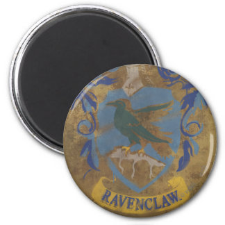 Harry Potter   Rustic Ravenclaw Painting Magnet
