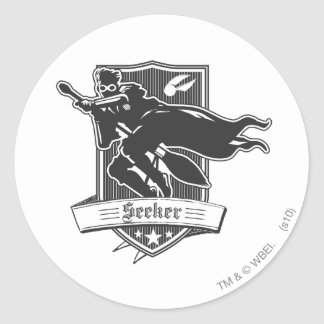Harry Potter | Seeker Badge Classic Round Sticker