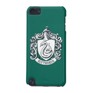 Harry Potter | Slytherin Crest - Black and White iPod Touch (5th Generation) Cover