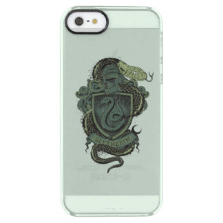 Harry Potter | Slytherin Crest Clear iPhone SE/5/5s Case