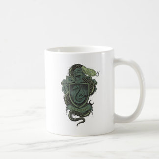 Harry Potter | Slytherin Crest Coffee Mug