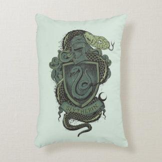 Harry Potter | Slytherin Crest Decorative Pillow