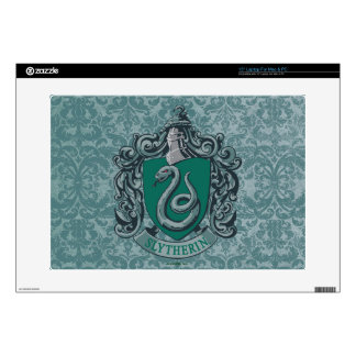 Harry Potter | Slytherin Crest Green Decals For Laptops