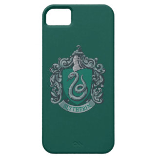 Harry Potter | Slytherin Crest Green iPhone SE/5/5s Case