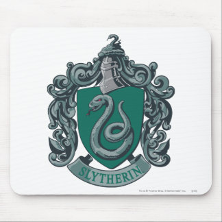 Harry Potter | Slytherin Crest Green Mouse Pad