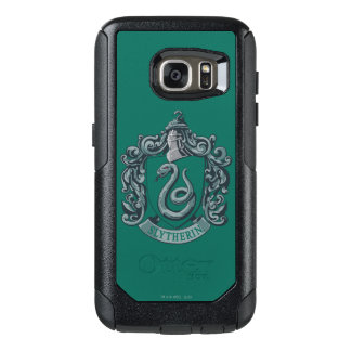 Harry Potter | Slytherin Crest Green OtterBox Samsung Galaxy S7 Case