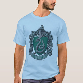 Harry Potter | Slytherin Crest Green T-Shirt