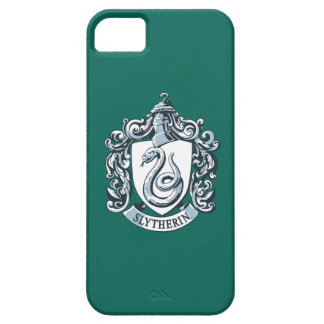 Harry Potter | Slytherin Crest - Ice Blue iPhone SE/5/5s Case