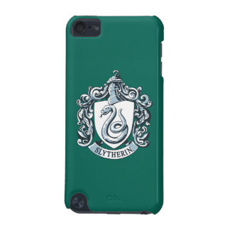 Harry Potter | Slytherin Crest - Ice Blue iPod Touch 5G Cover