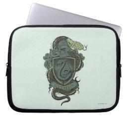 Harry Potter  | Slytherin Crest Laptop Sleeve