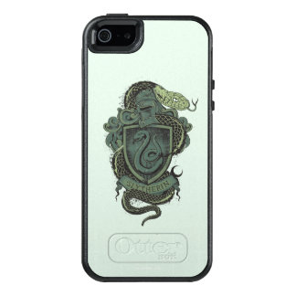 Harry Potter  | Slytherin Crest OtterBox iPhone 5/5s/SE Case