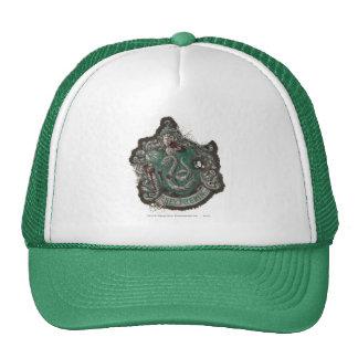 Harry Potter | Slytherin Crest - Vintage Trucker Hat