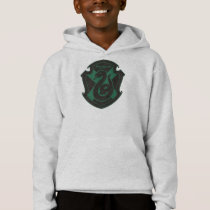 Harry Potter | Slytherin House Pride Crest Hoodie