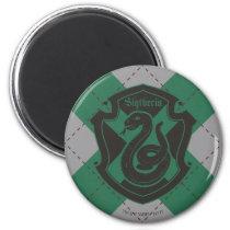 Harry Potter | Slytherin House Pride Crest Magnet