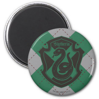Harry Potter | Slytherin House Pride Crest Magnet