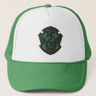 Harry Potter | Slytherin House Pride Crest Trucker Hat