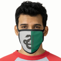 Harry Potter | Slytherin House Pride Graphic 2 Face Mask