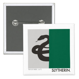 Harry Potter | Slytherin House Pride Graphic Button