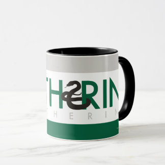 Harry Potter | Slytherin House Pride Logo Mug