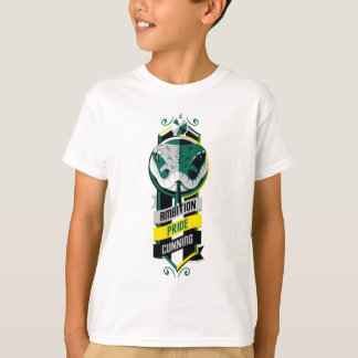 Harry Potter | SLYTHERIN™ House Traits Sigil T-Shirt