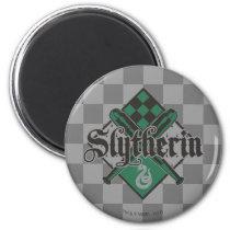 Harry Potter | Slytherin QUIDDITCH™ Crest Magnet