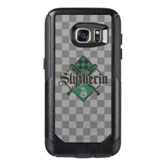 Harry Potter | Slytherin QUIDDITCH™ Crest OtterBox Samsung Galaxy S7 Case