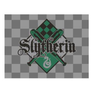 Harry Potter | Slytherin QUIDDITCH™ Crest Postcard