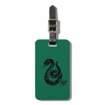 Harry Potter | Slytherin Snake Icon Bag Tag