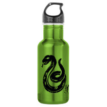 Harry Potter | Slytherin Snake Icon Water Bottle
